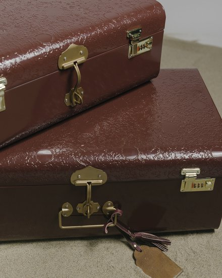 The jal set of 2 trunks with vintage handles living with elan treniq 1 1527164049285