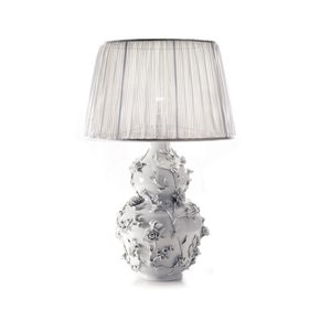 White Collection Table Lamp - Giulia Mangani - Treniq