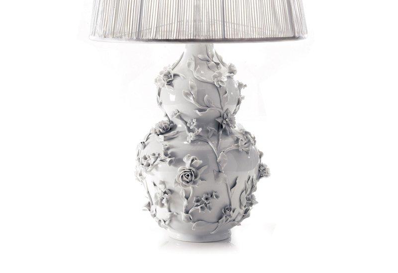 White collection table lamp giulia mangani treniq 3