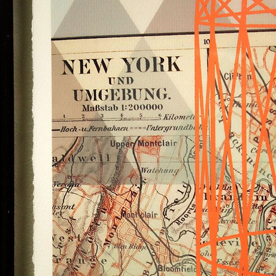 Vintage map new york city  sonder living treniq 1 1527668974093
