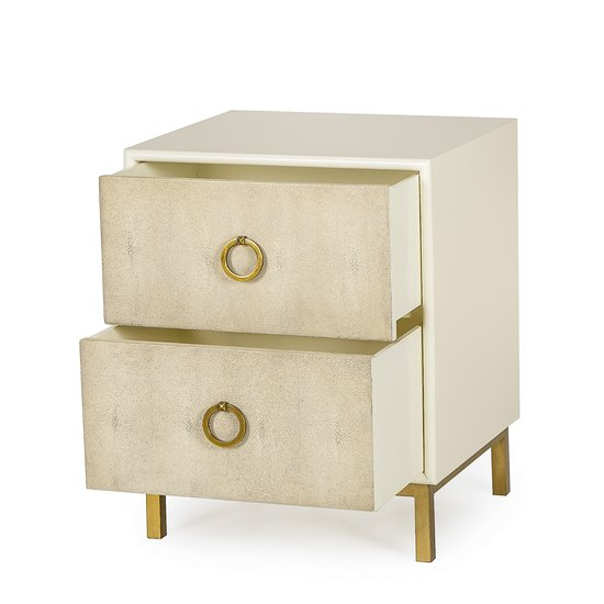 Amanda nightstand 2 drawer  sonder living treniq 1 1527669820044
