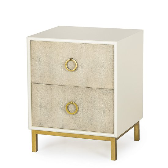 Amanda nightstand 2 drawer  sonder living treniq 1 1527669820031
