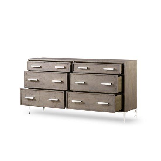Chloe dresser 6 drawer  sonder living treniq 1 1527670090699