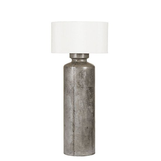 Longfellow floor lamp white shade by nellcote sonder living treniq 1 1527672139424