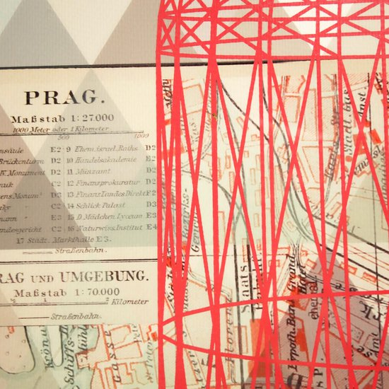 Vintage map prague  sonder living treniq 1 1527673347618