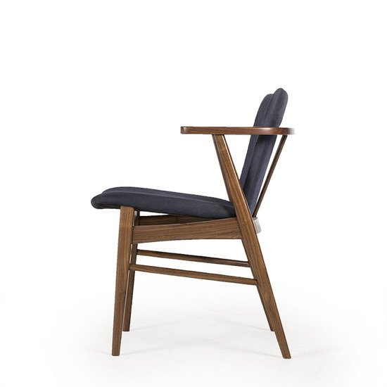 Sienna chair blue  sonder living treniq 1 1527675339997