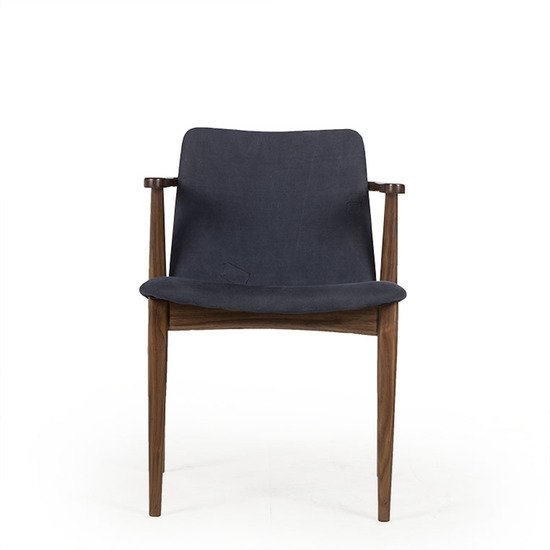 Sienna chair blue  sonder living treniq 1 1527675339995