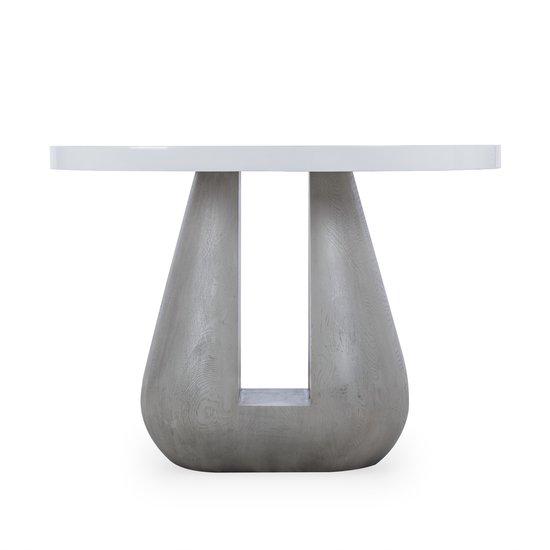 Gray console table  sonder living treniq 1 1527678856145