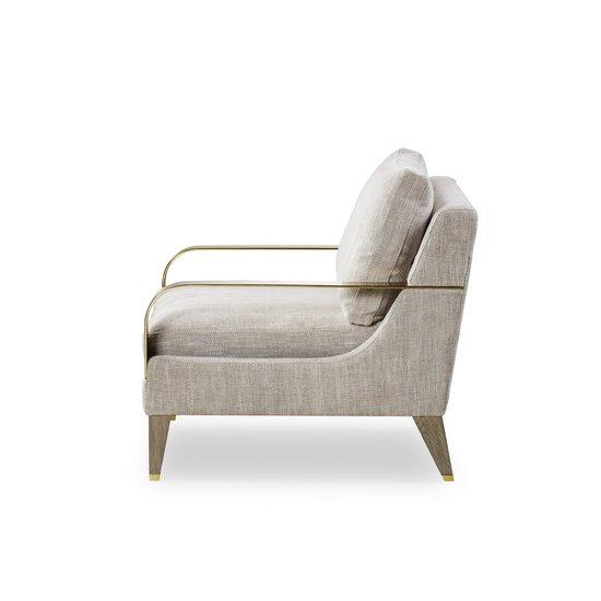 Bartholemew lounge chair summit taupe  sonder living treniq 1 1527682097867