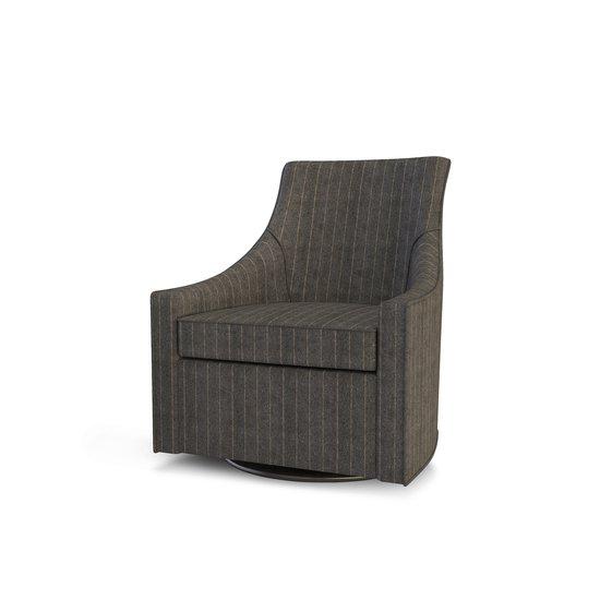 Fraser swivel chair vienna graphite fabric (uk)  sonder living treniq 1 1527682403516