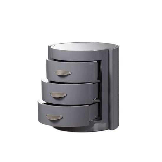 Margot 3 drawer bedside chest  sonder living treniq 1 1527683477782