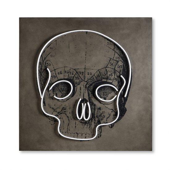 Led neon skull  sonder living treniq 1 1527740834805