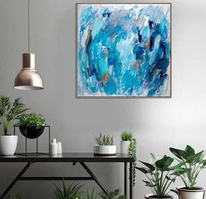 Blue-Skies-Ahead-Print-By-Yumi-Phillips_United-Interiors_Treniq_0