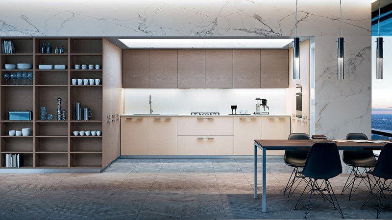 Space handle by fci cucine fci london treniq 1 1527845934459