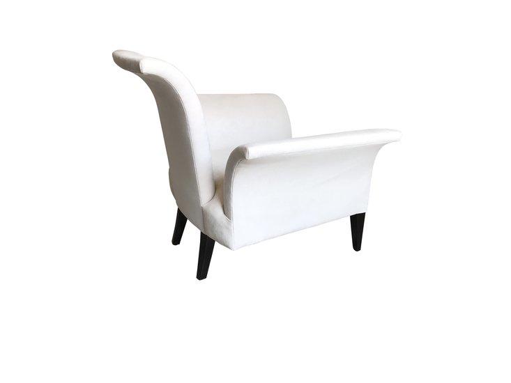 Swan armchair northbrook furniture treniq 1 1528133062833