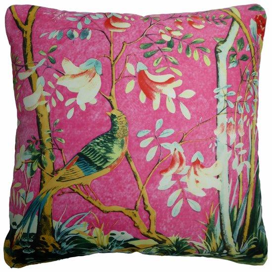 Cerise forest vintage cushions treniq 2 1528277611650