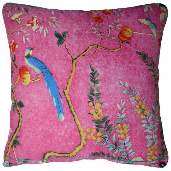 Cerise forest vintage cushions treniq 2 1528277705162