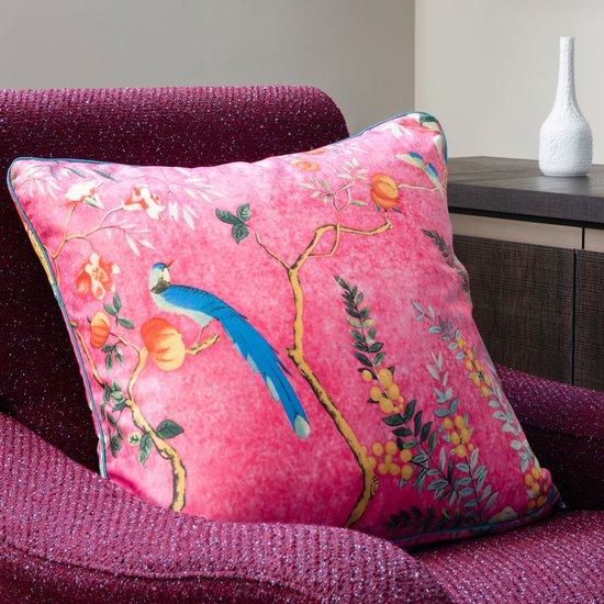 Cerise forest vintage cushions treniq 2 1528277714465
