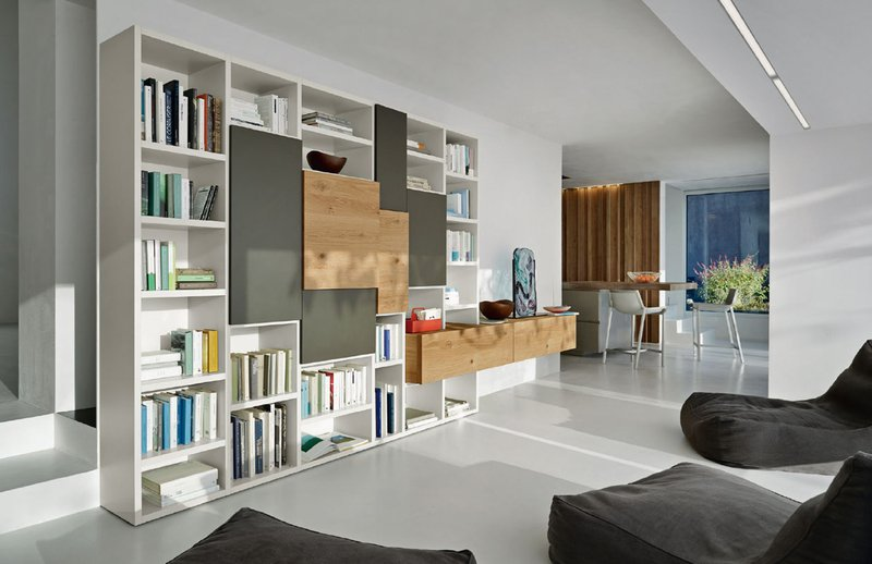 Logo bookcase 2 by fci london 1