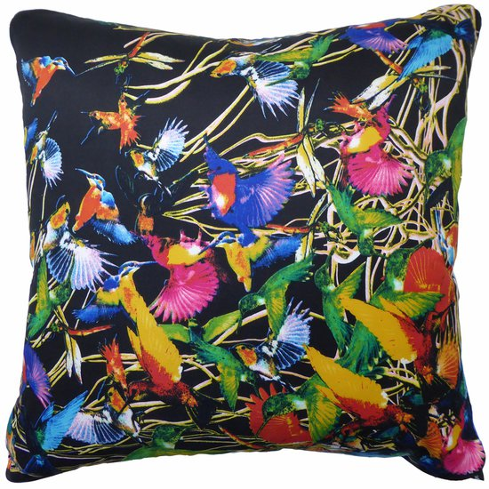 Hummingbirds vintage cushions treniq 1 1528323121905