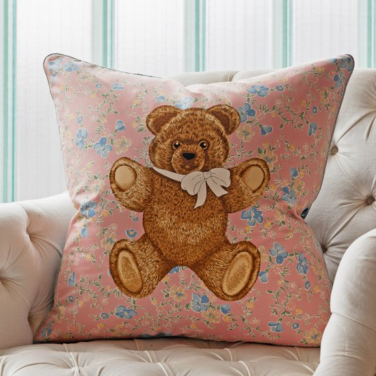 Moon palace bear vintage cushions treniq 1 1528427807548