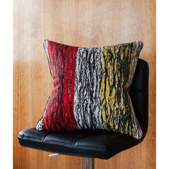 Mid century stripes  vintage cushions treniq 1 1528430342578