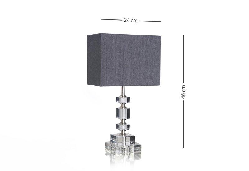 Brick table lamp i dettagli firenze treniq 5