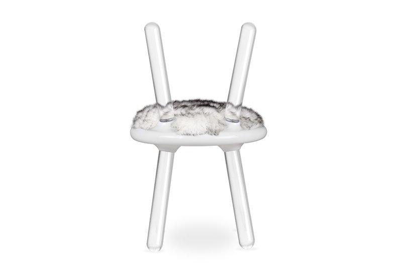 Illusion white bear chair circu treniq 1 1528460043578