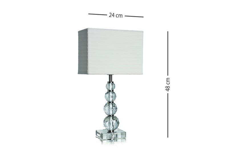 Galaxy table lamp dettagli firenze treniq 5