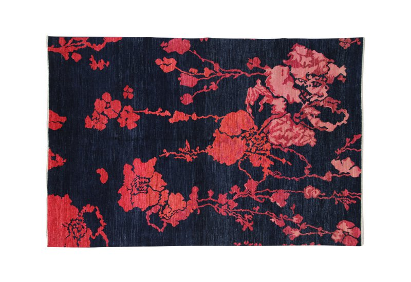 Abstract design modern carpet hayat 1870 treniq 2