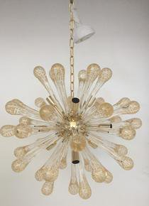 Sputnik-Gold-And-Transparent-Murano-Glass-Chandelier_Il-Paralume-Marina_Treniq_0