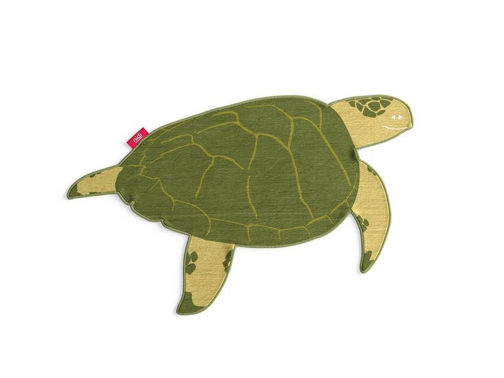 Sea turtle rug by nidibatis fci london treniq 1 1529311465678