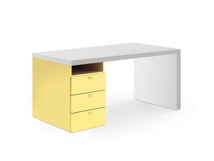 Desk with drawer unit by nidibatis fci london treniq 1 1529314252511