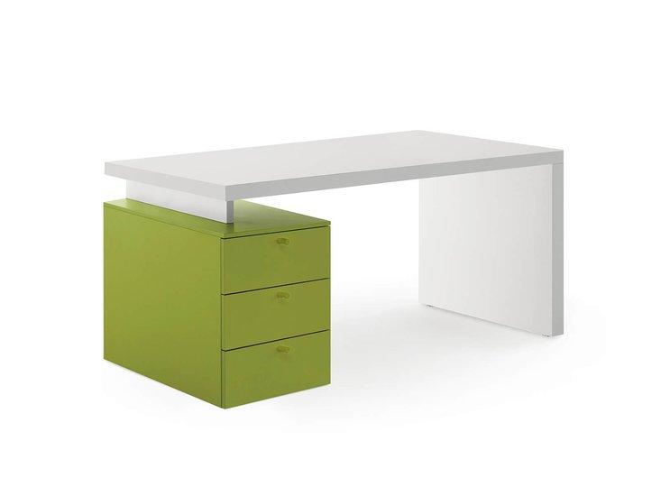 Desk with drawer unit by nidibatis fci london treniq 1 1529314252513