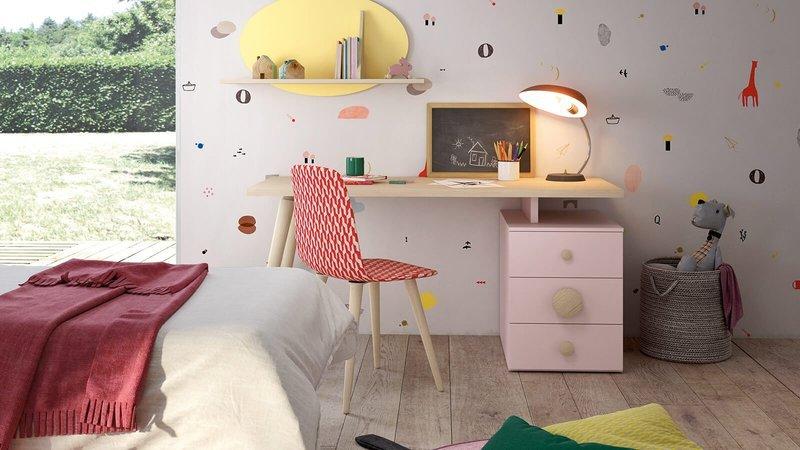 Desk with drawer unit by nidibatis fci london treniq 1 1529314252520