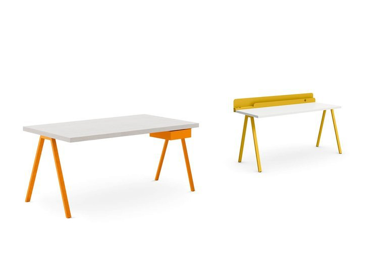 Desk with ask legs by nidibatis fci london treniq 1 1529314625485