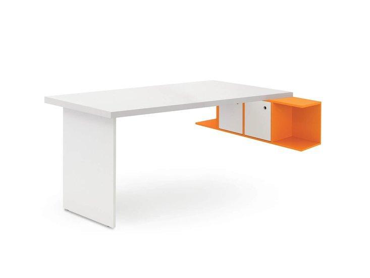 Desk with luce wall unit by nidibatis fci london treniq 1 1529314820736