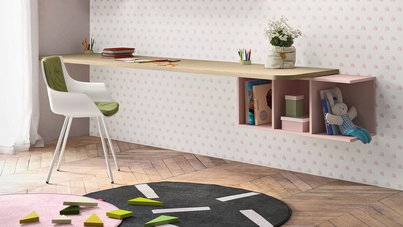 Desk with luce wall unit by nidibatis fci london treniq 1 1529314820741