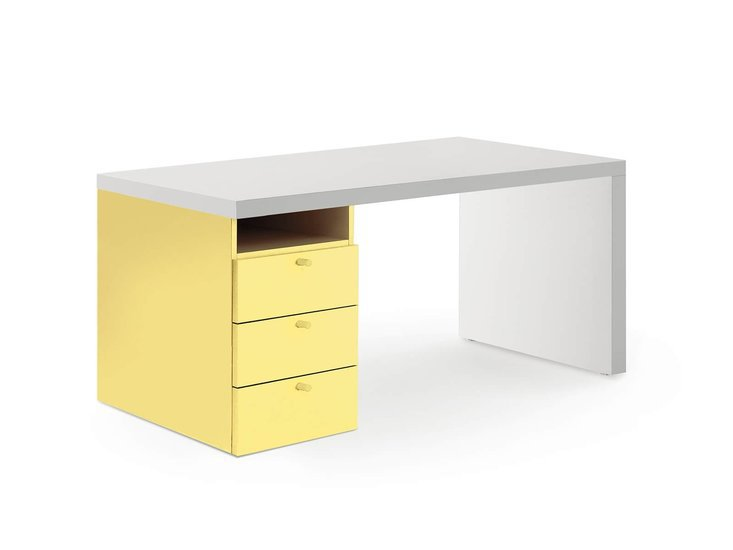 Desk with side panels by nidibatis fci london treniq 1 1529314946717