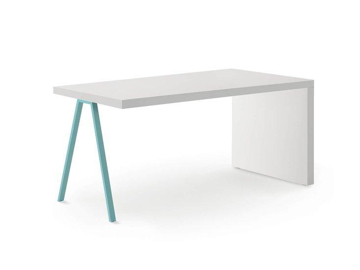 Desk with side panels by nidibatis fci london treniq 1 1529314946715