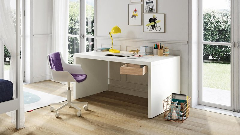Desk with side panels by nidibatis fci london treniq 1 1529314946720