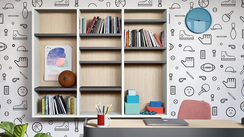 Luce bookcase by nidibatis fci london treniq 1 1529315390785