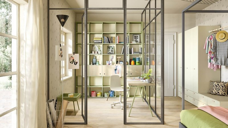 Luce bookcase by nidibatis fci london treniq 1 1529315390781