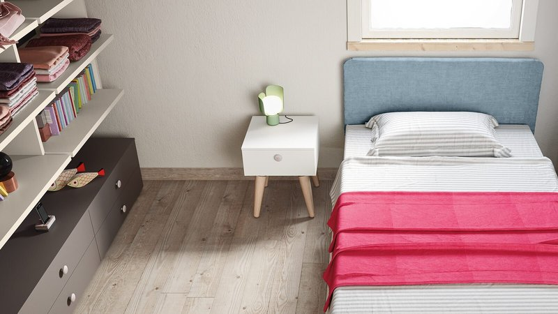 Woody bedside table by nidibatis fci london treniq 1 1529315555723