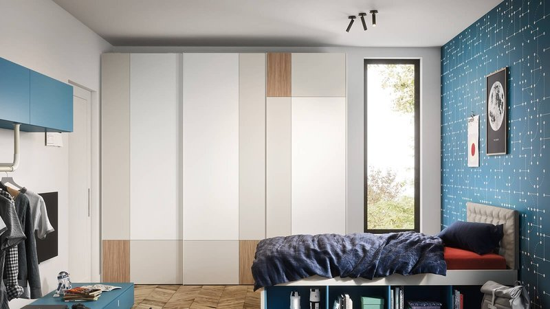Wardrobe with lila sliding door by nidibatis fci london treniq 1 1529316069541
