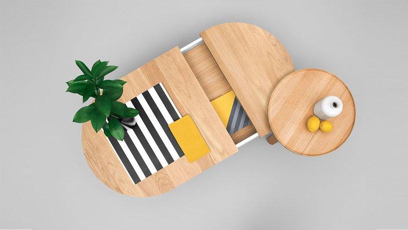 Batea large coffee table woodendot treniq 1 1529509139170