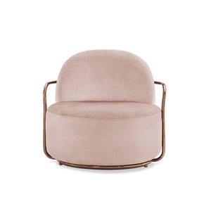 Orion-Lounge-Chair-Blush_Scarlet-Splendour_Treniq_0