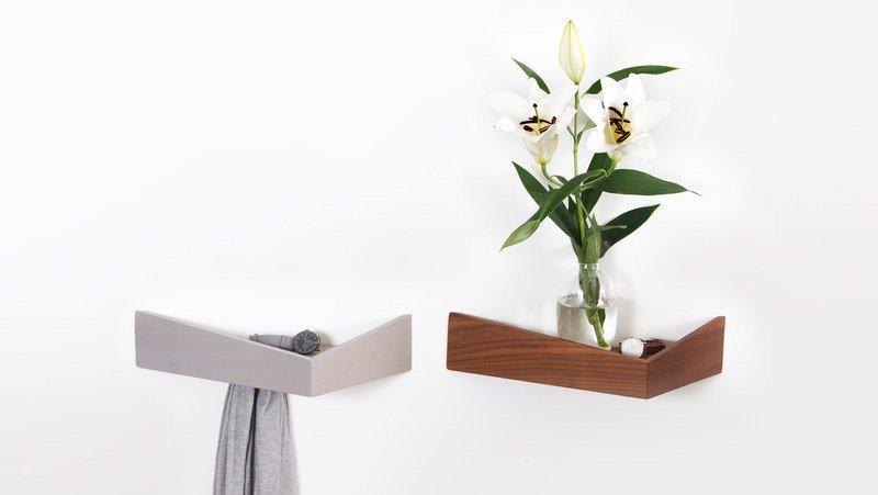 Pelican s shelf with three hidden hooks  woodendot treniq 2 1530099819504