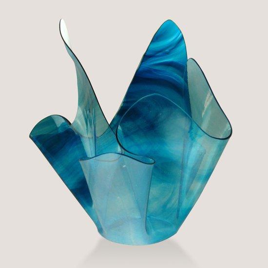 Vase of mouth blown glass i progetto arte poli treniq 2 1530164721181