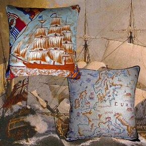 Cartagena-De-Indias_Vintage-Cushions_Treniq_4